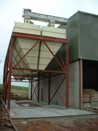 Bulk Storage - Crowley Engineering Ireland